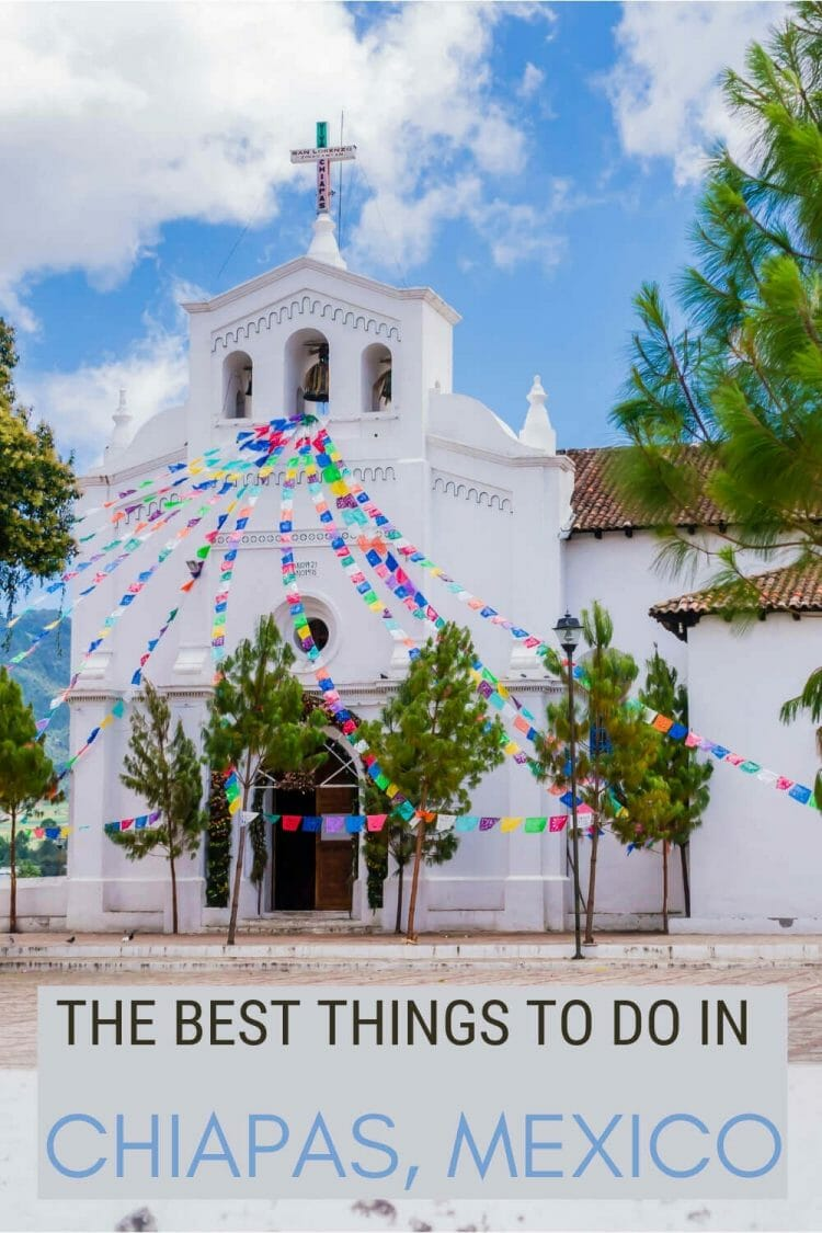 Read about the best things to do in Chiapas, Mexico - via @clautavani