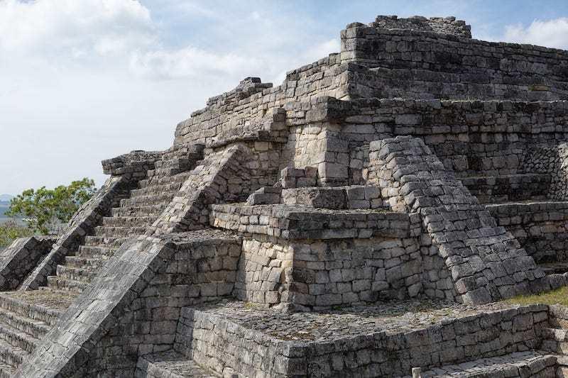 Chinkultic Ruins