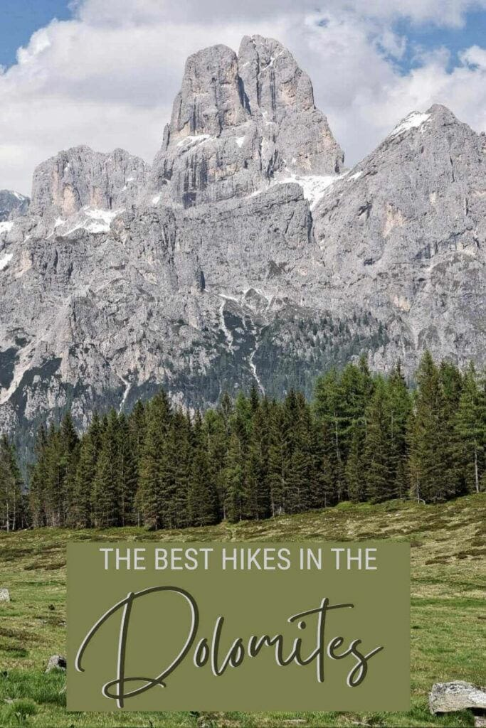 Discover where to go hiking in the Dolomites - via @clautavani