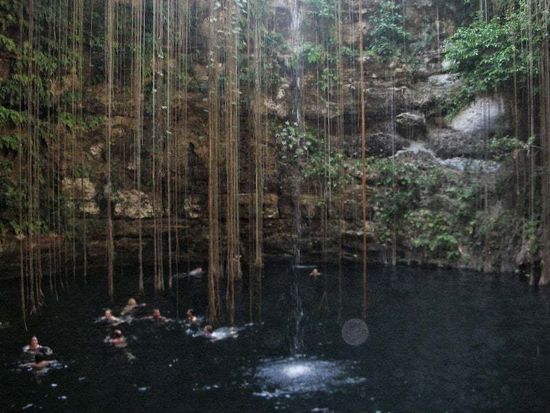Mexico Cenotes