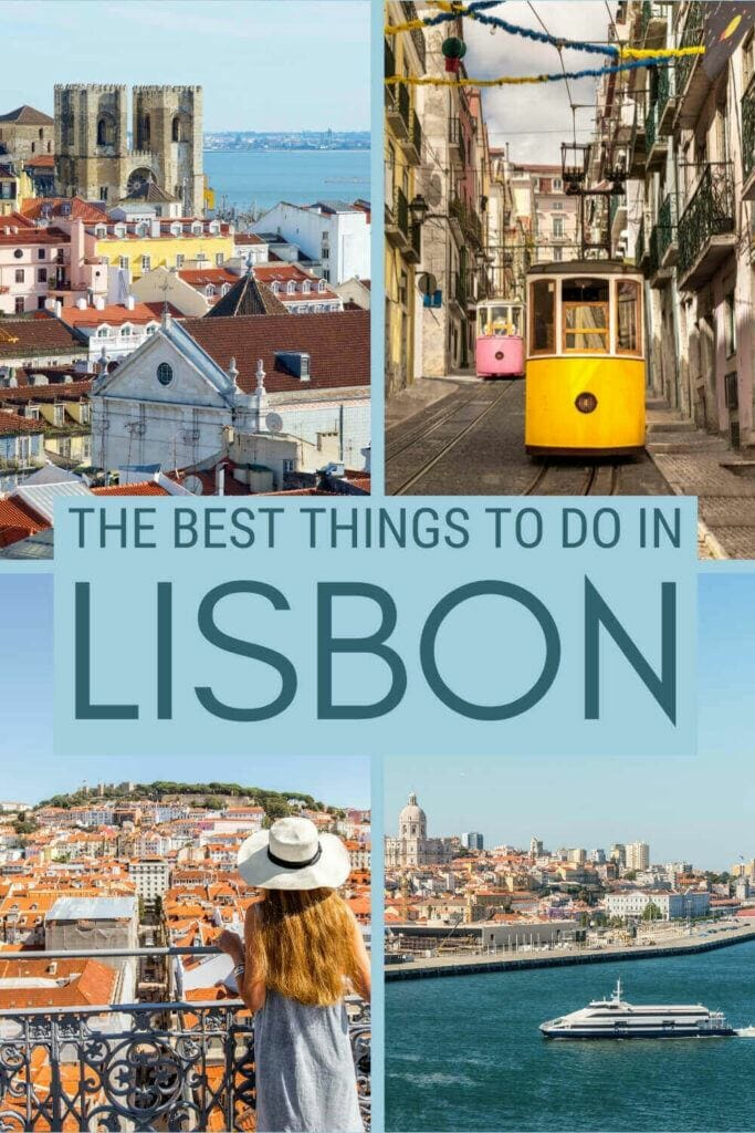 Read about the best things to do in Lisbon - via @clautavani