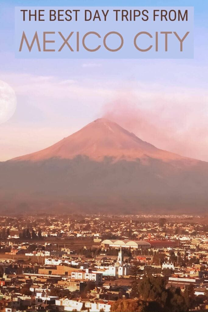 Read about the best day trips from Mexico City - via @clautavani