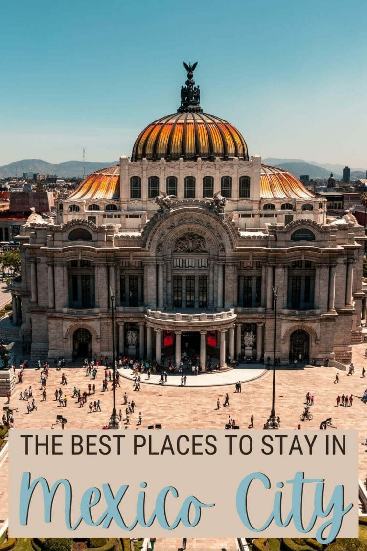 Find out where to stay in Mexico City - via @clautavani