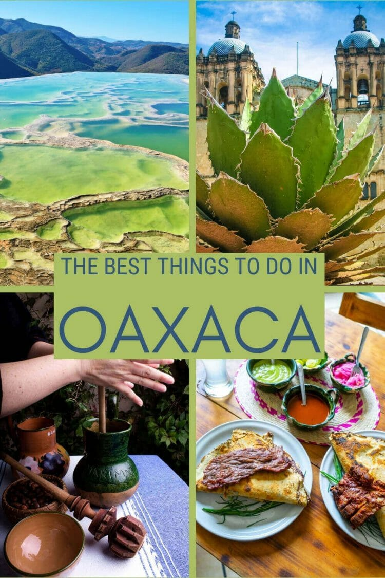 Discover the best things to do in Oaxaca, Mexico - via @clautavani