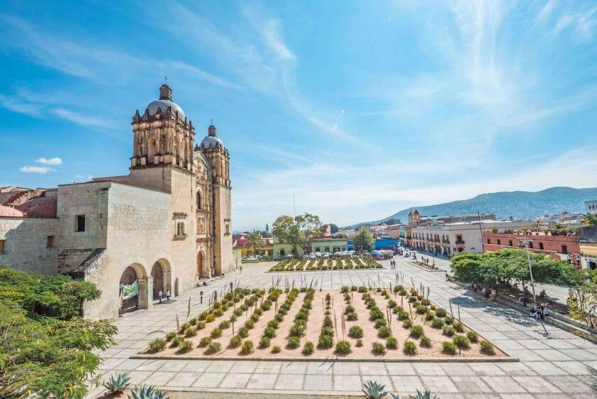from Mexico City to Oaxaca