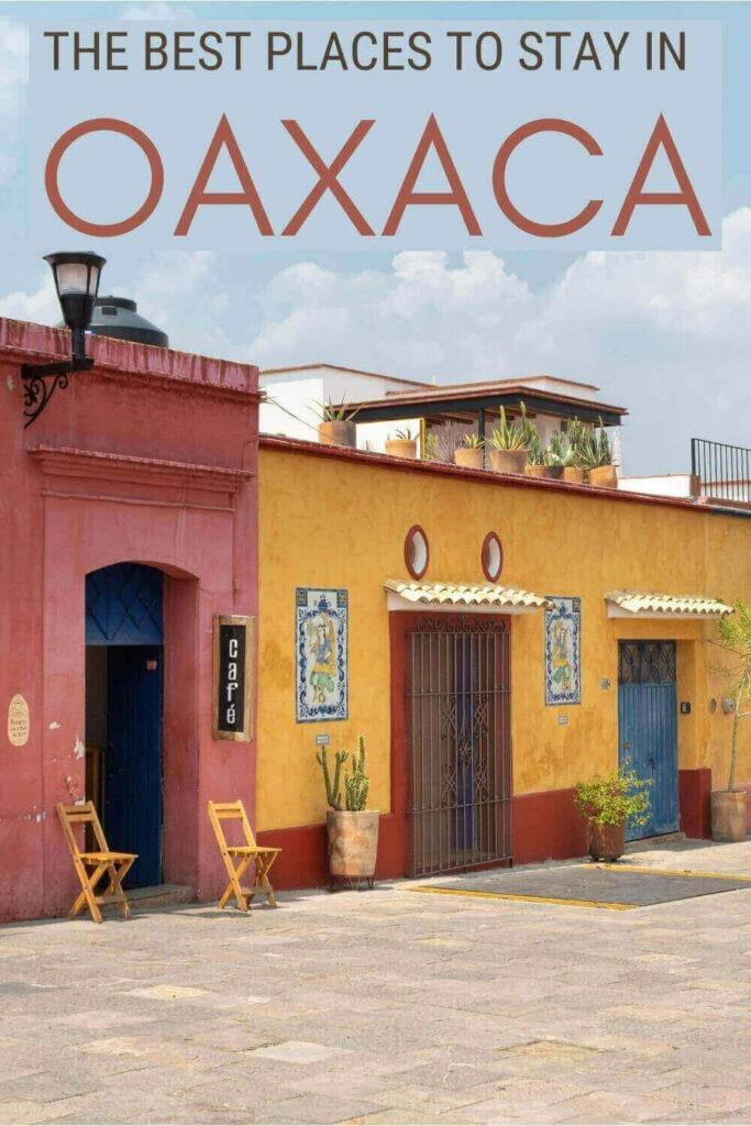 Discover where to stay in Oaxaca - via @clautavani