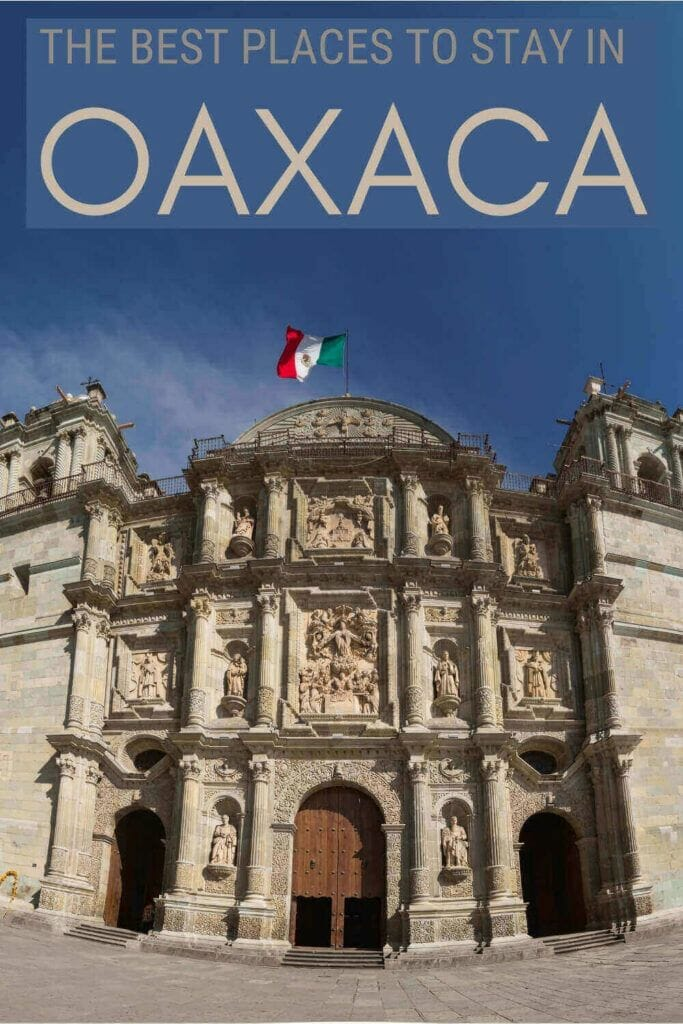 Read about the best places to stay in Oaxaca - via @clautavani