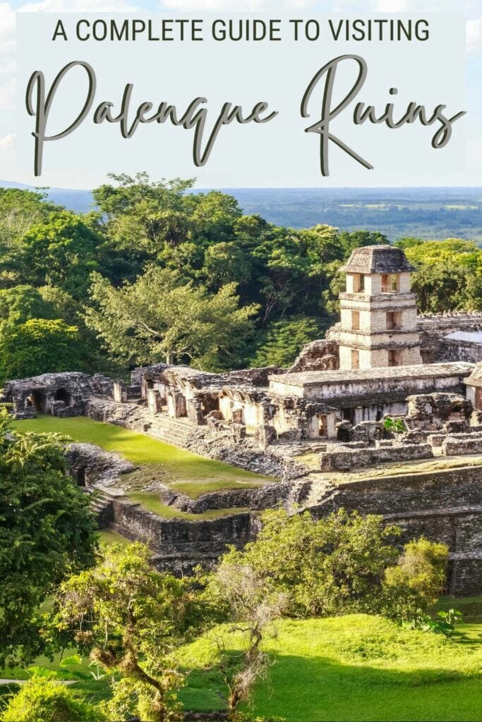 Discover how to make the most of Palenque Ruins - via clautavani