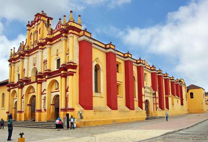 Sab Cristobal de las Casas Mexico