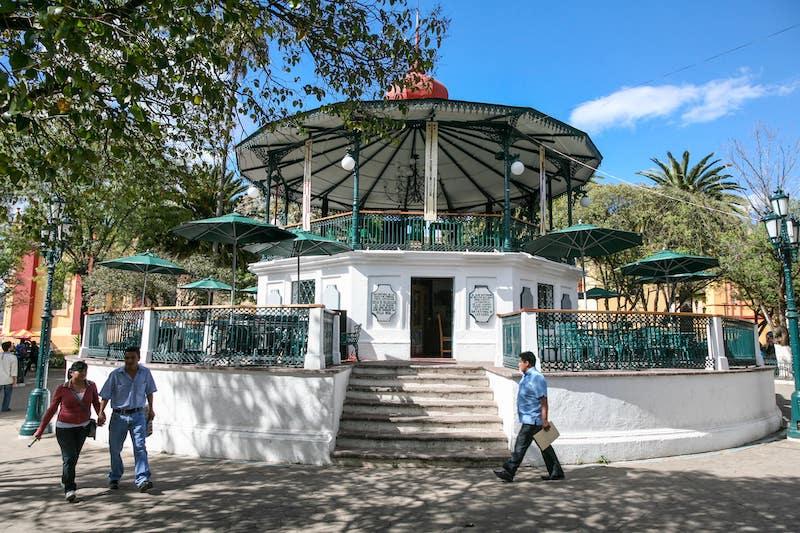 Zocalo, San Cristobal de las Casas Mexico