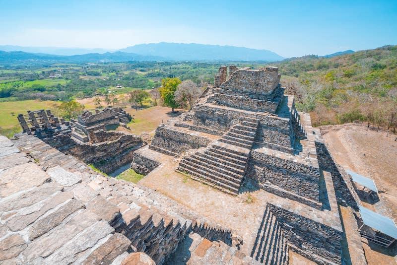 Tonina Chiapas Mexico
