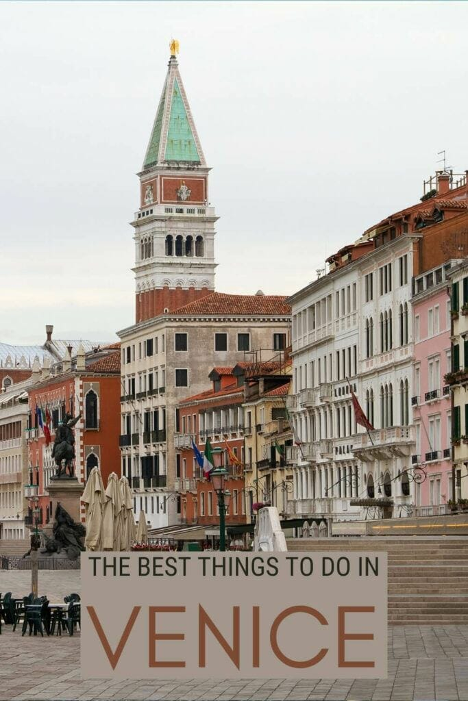 Read about the best things to do in Venice - via @clautavani