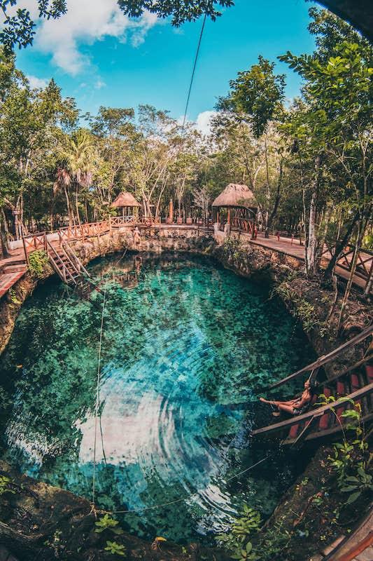 Zacil Ha Cenote