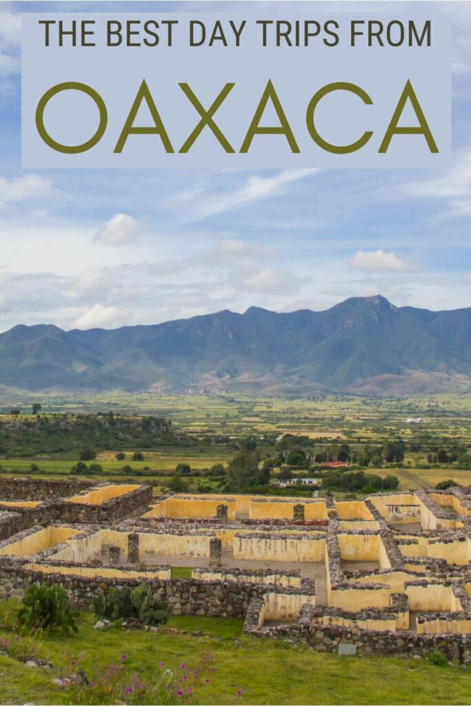 Check out the best day trips from Oaxaca - via @clautavani