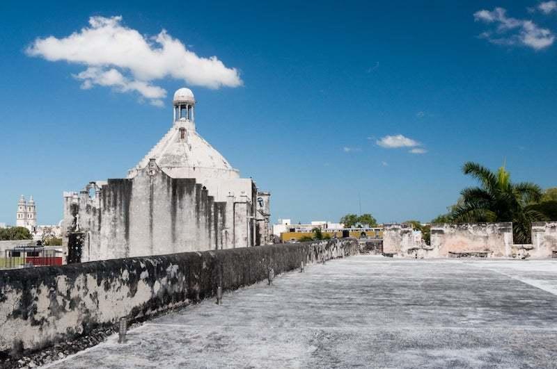 Bastion of San Francisco Campeche