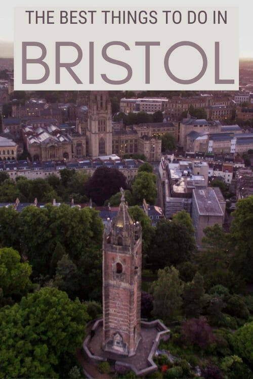 Read about the best things to do in Bristol - via @clautavani