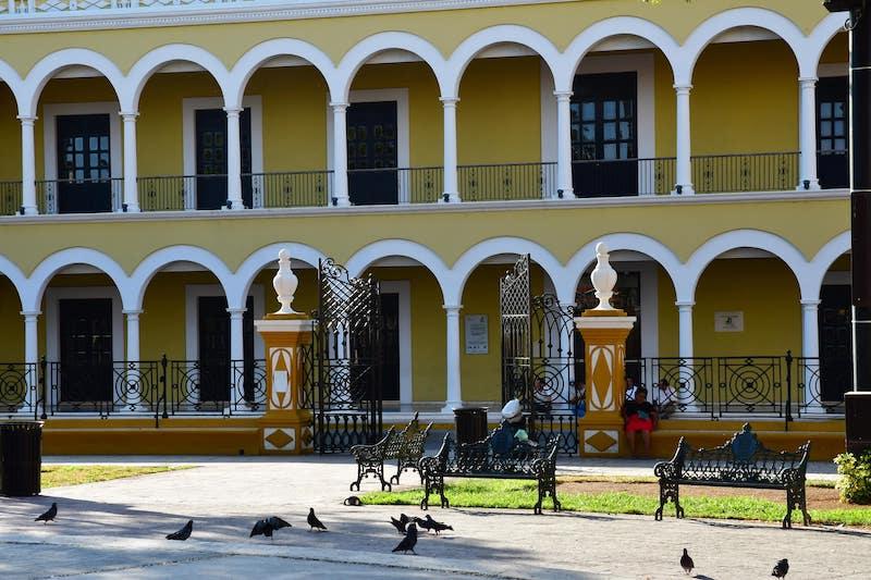 Palacio de Campeche