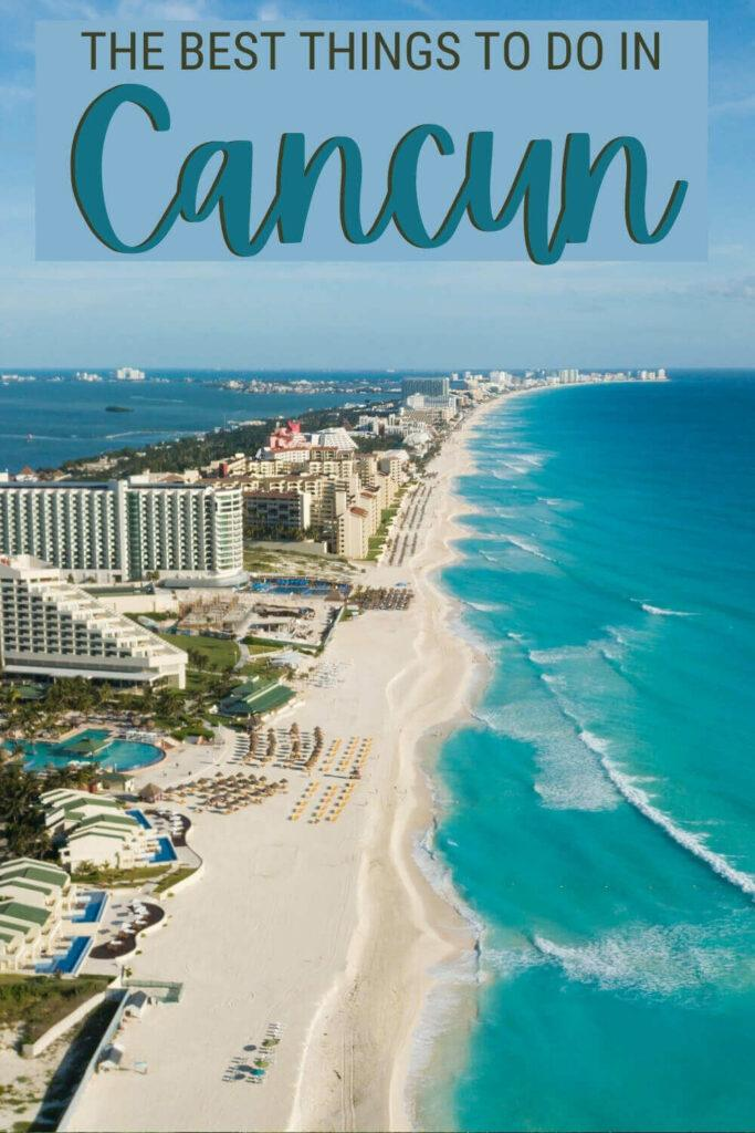 Discover the best things to do in Cancun - via @clautavani