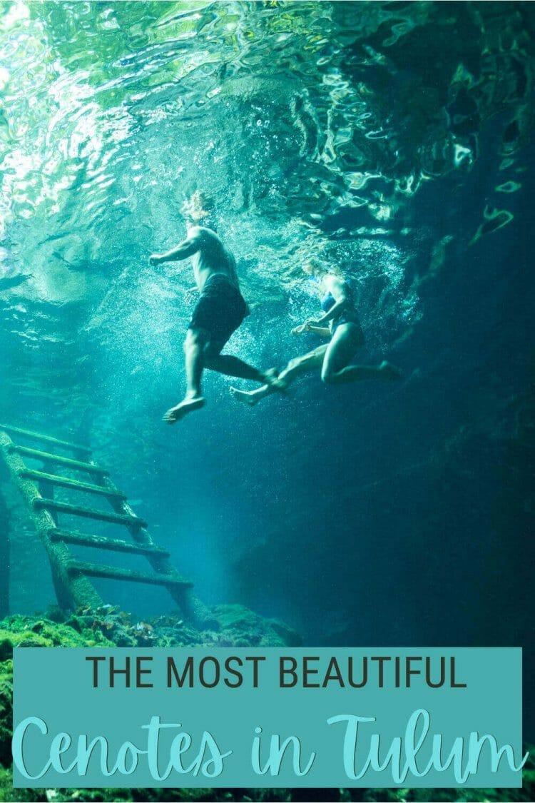Discover where the nicest cenotes in Tulum are - via @clautavani