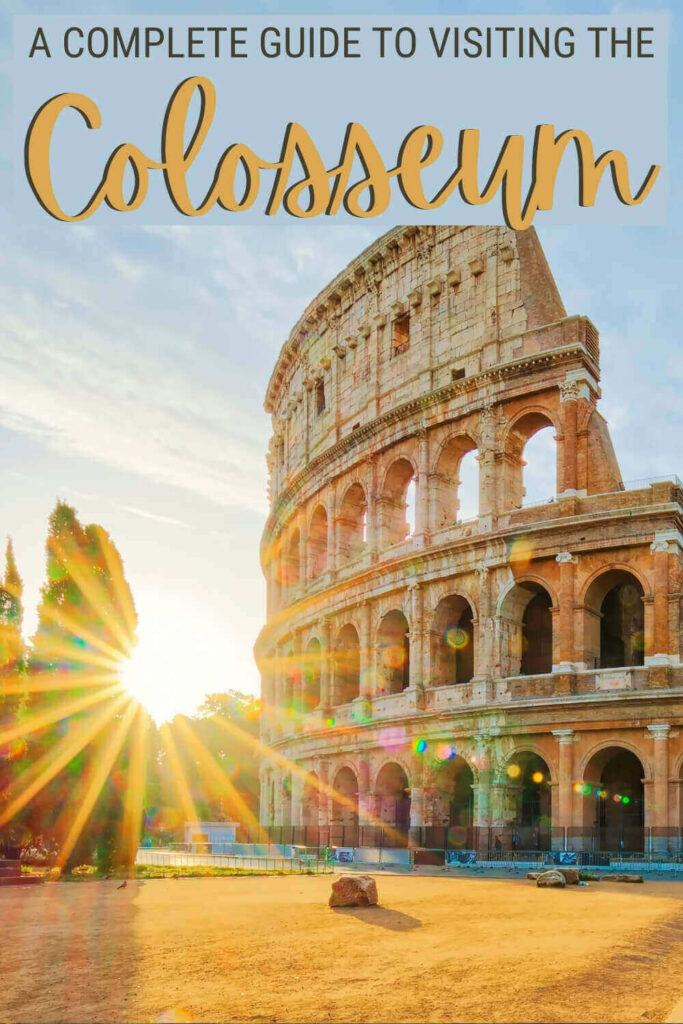 Check out the complete guide to the Colosseum - via @clautavani