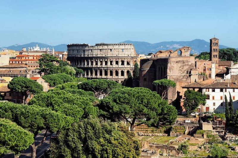Tours of the Colosseum