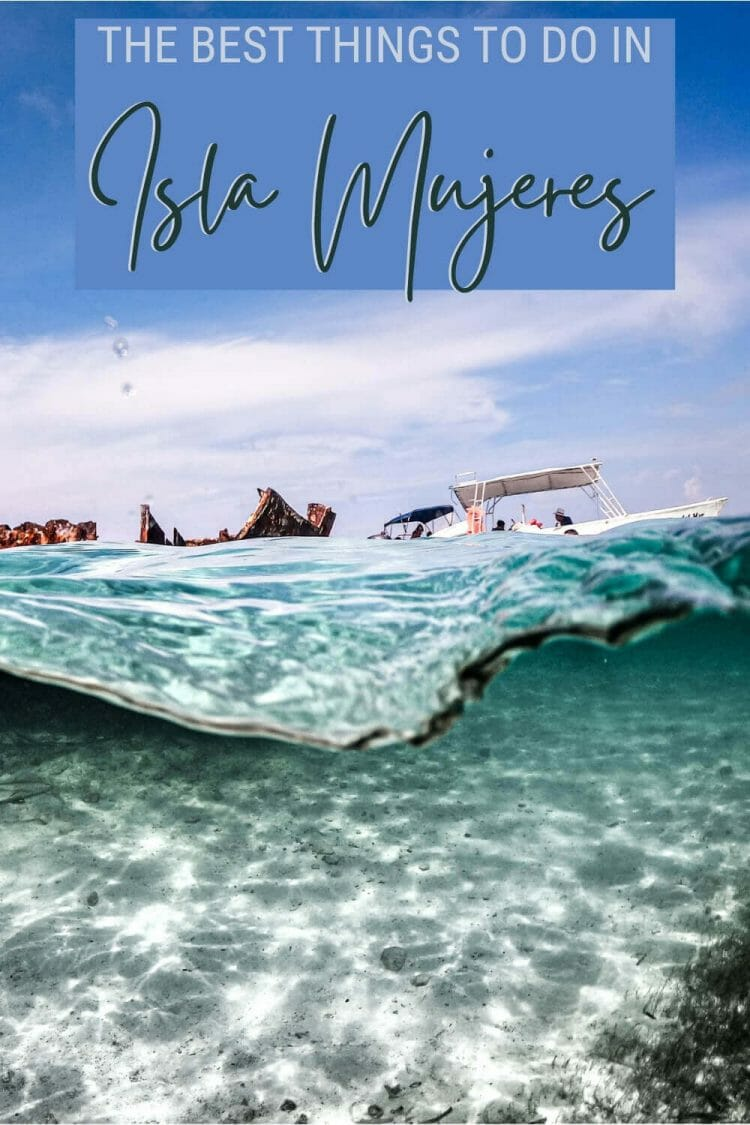 Discover the best things to do in Isla Mujeres - via @clautavani