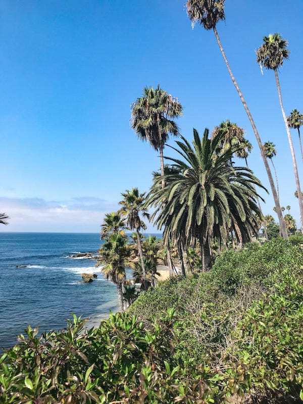 hike in laguna beach california
