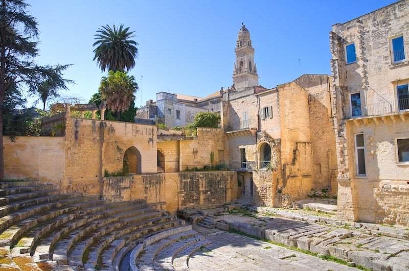Lecce Roman Theater