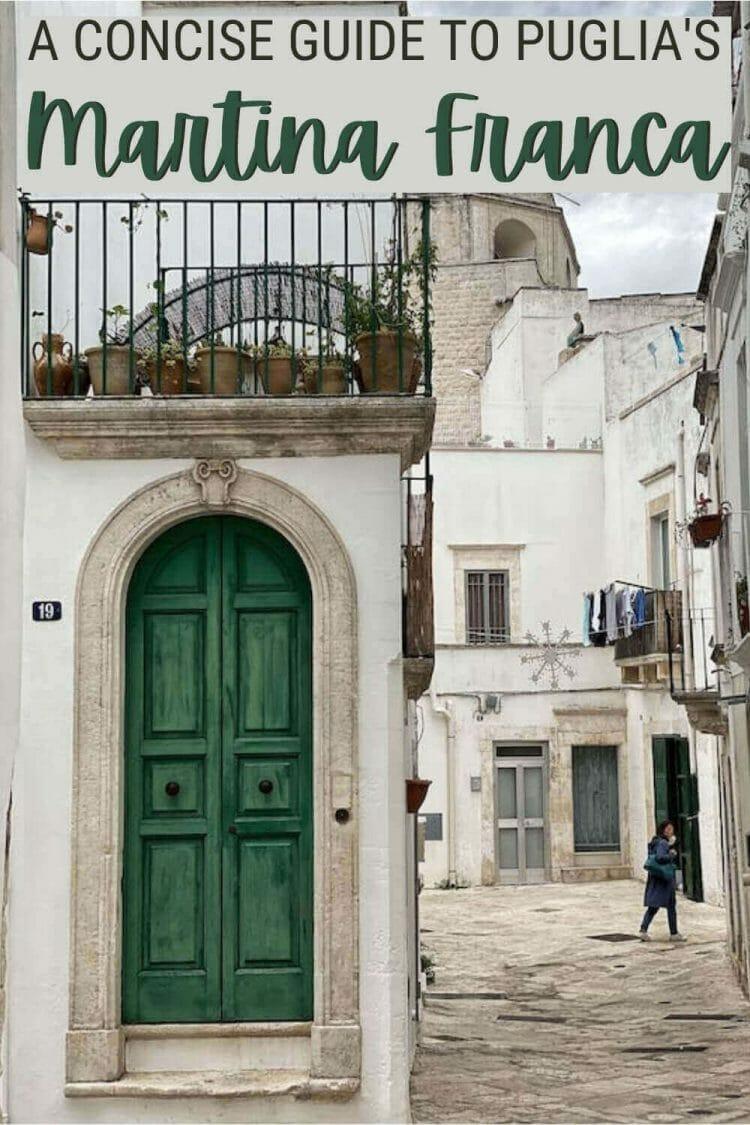 Check out this short guide to Martina Franca, Puglia - via @clautavani