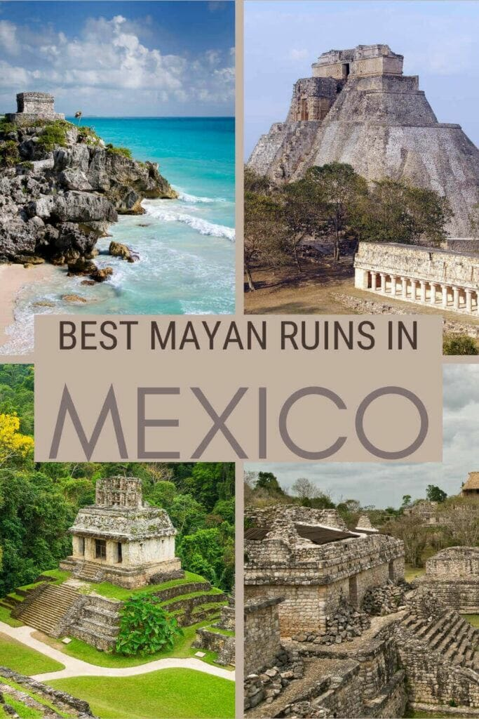Check out the best Mayan sites in Mexico - via @clautavani