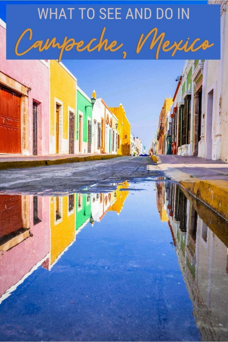 Discover what to see and do in Campeche, Mexico - via @clautavani
