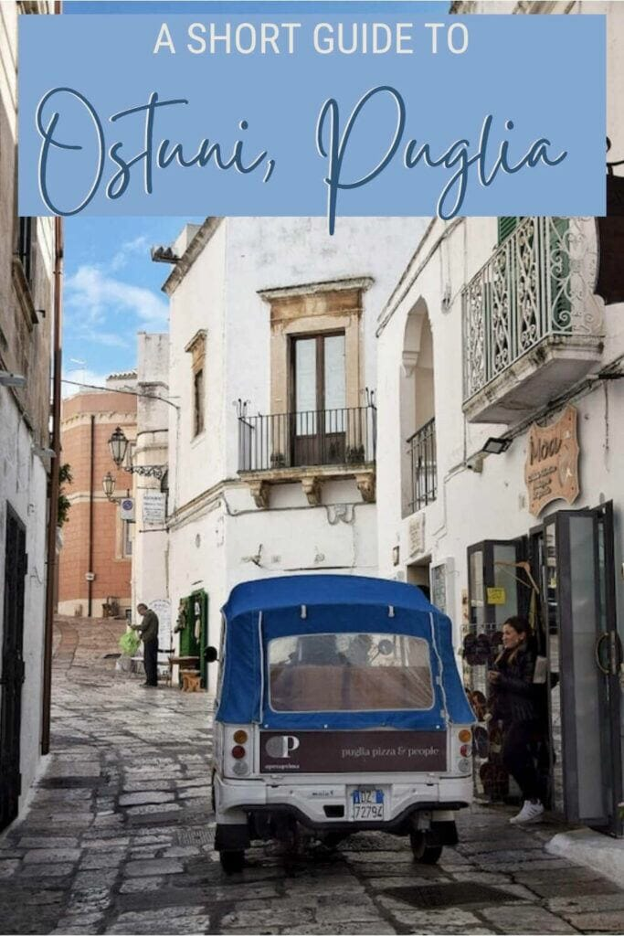Check out this quick guide to Ostuni, Italy - via @clautavani