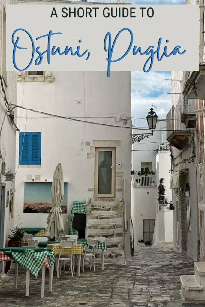Discover what to see and do in Ostuni, Puglia - via @clautavani