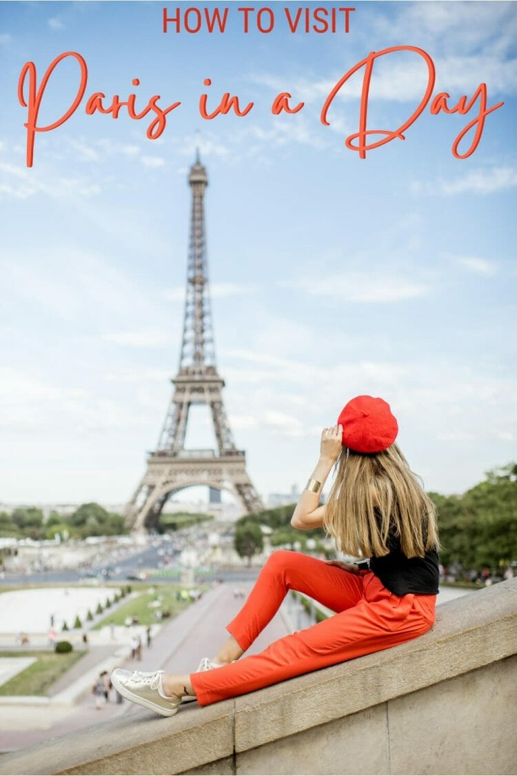 Learn how to make the most of Paris in a day - via @clautavani