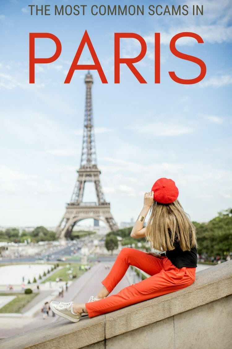 Read this post to learn about the most common scams in Paris - via @clautavani