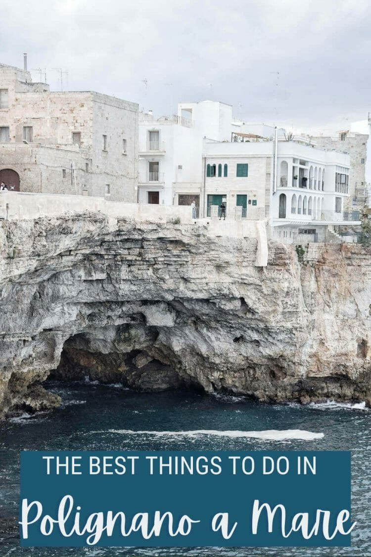 Discover the best things to do in Polignano a Mare, Italy - via @clautavani
