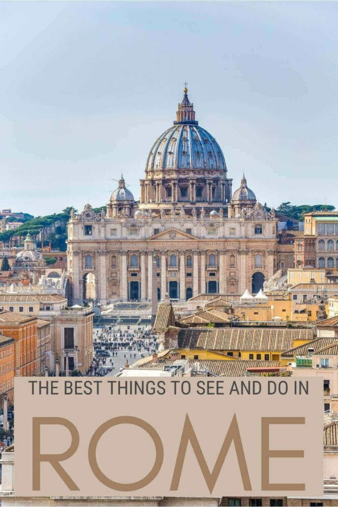 Find out what to do in Rome - via @clautavani