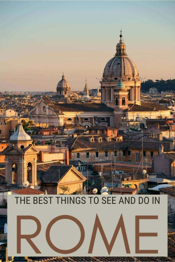Read about the best things to do in Rome - via @clautavani