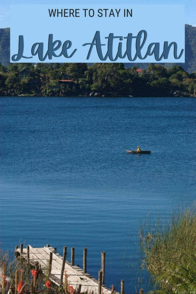 Check out the best places to stay in Lake Atitlan - via @clautavani