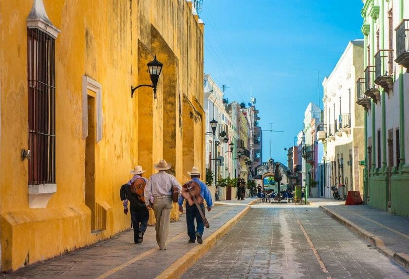 things to do in Campeche Mexico