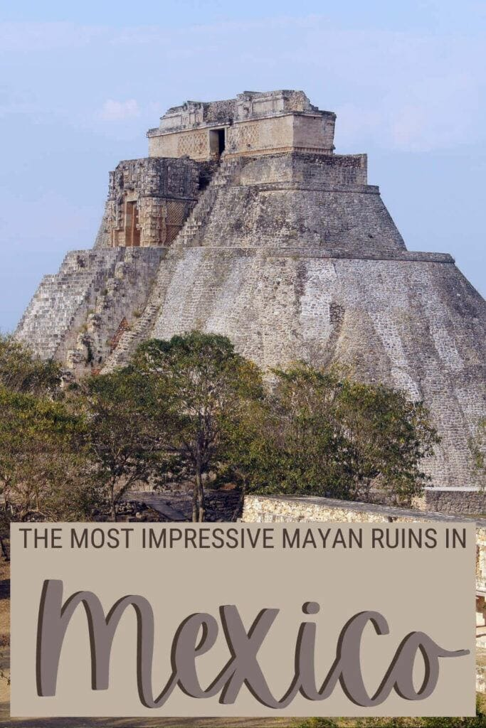 Discover the most impressive Mayan ruins in Mexico - via @clautavani