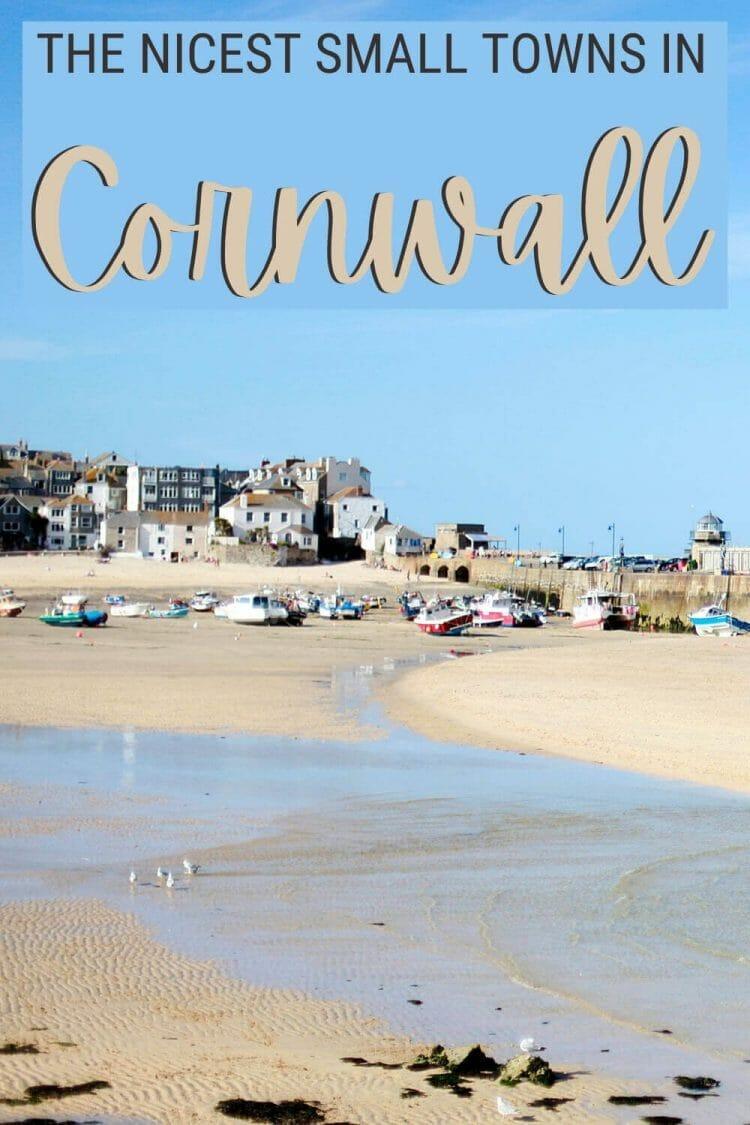 Discover the prettiest small towns in Cornwall - via @clautavani