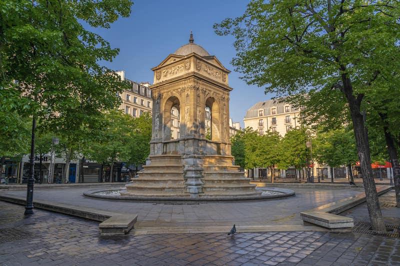 Fountain Des Innocents