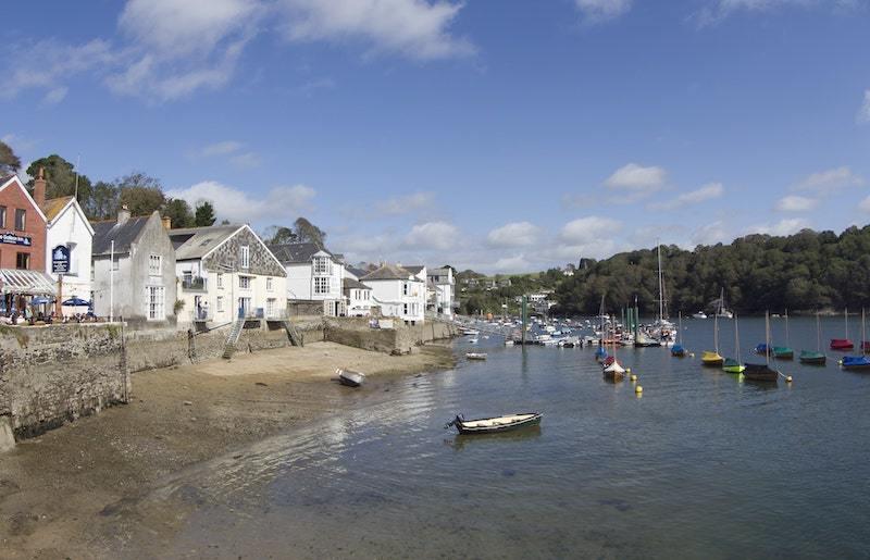 Cornish towns
