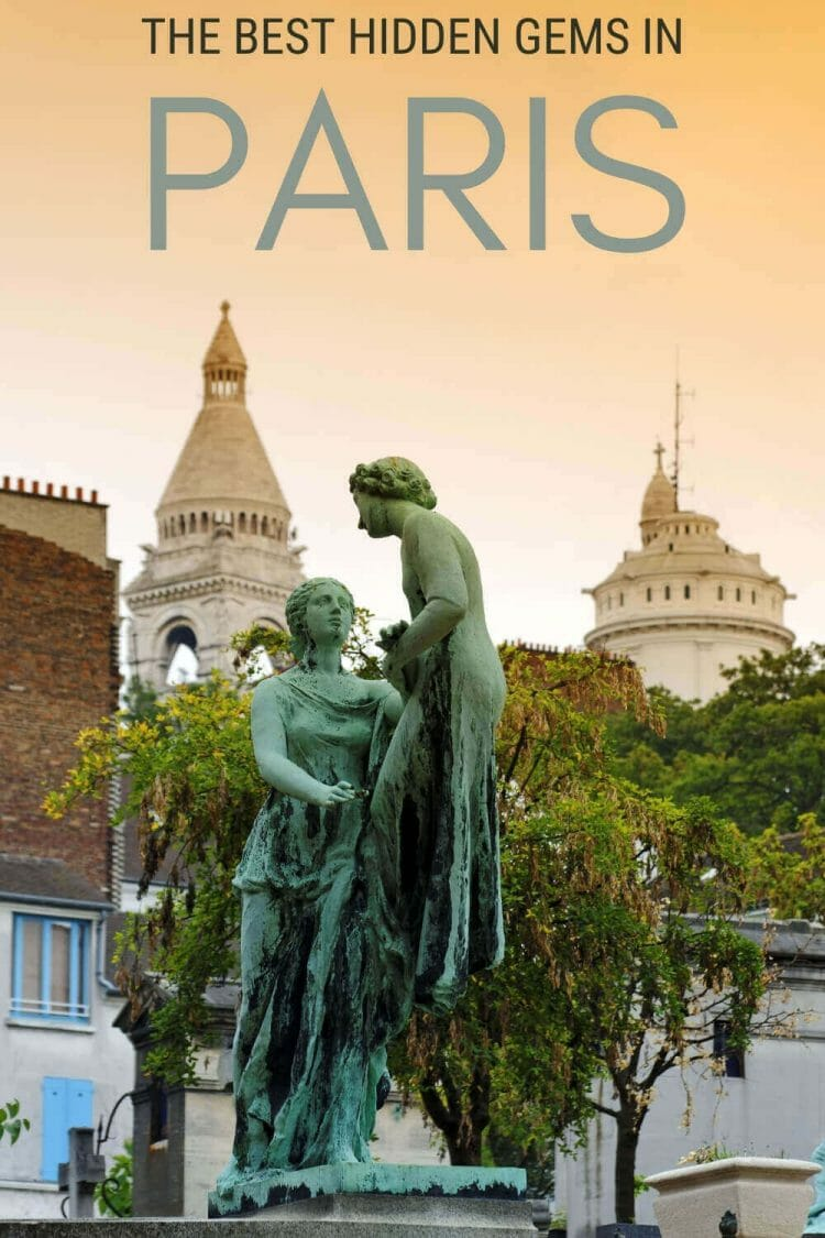 Discover where to find Paris hidden gems - via @clautavani