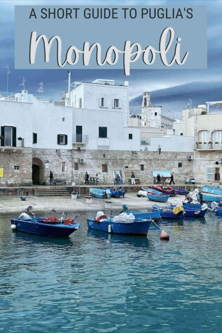 Discover what to see and do in Monopoli, Puglia - via @clautavani