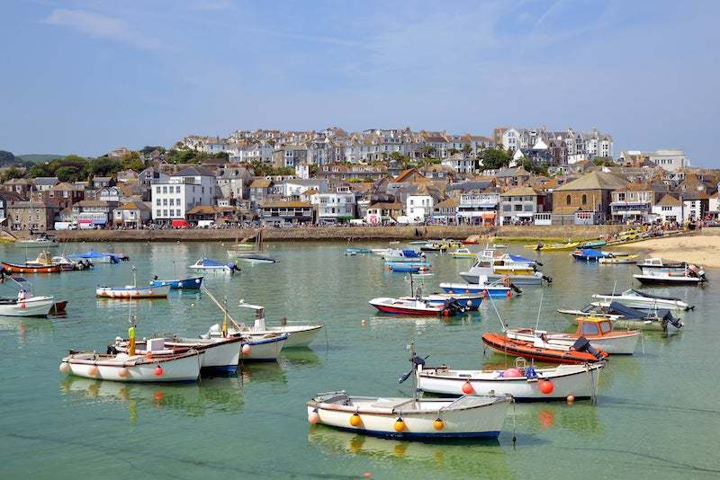 towns in Cornwall
