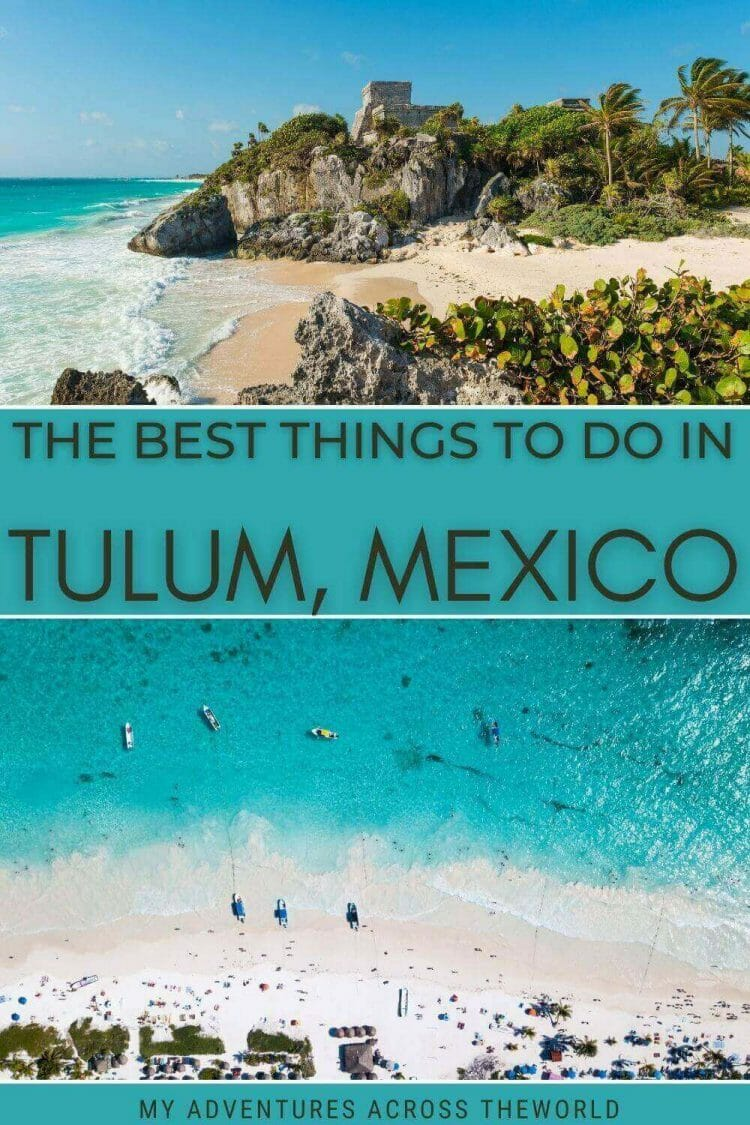 Discover the best things to do in Tulum, Mexico - via @clautavani