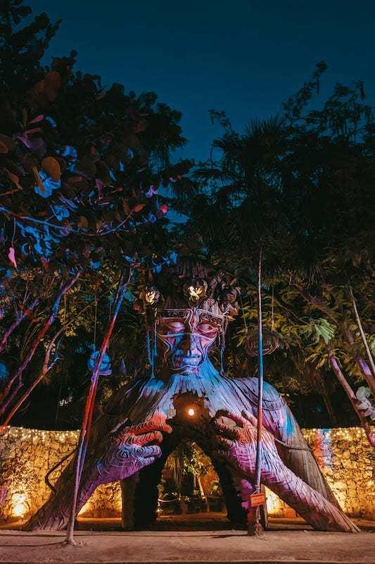 Tulum nightlife