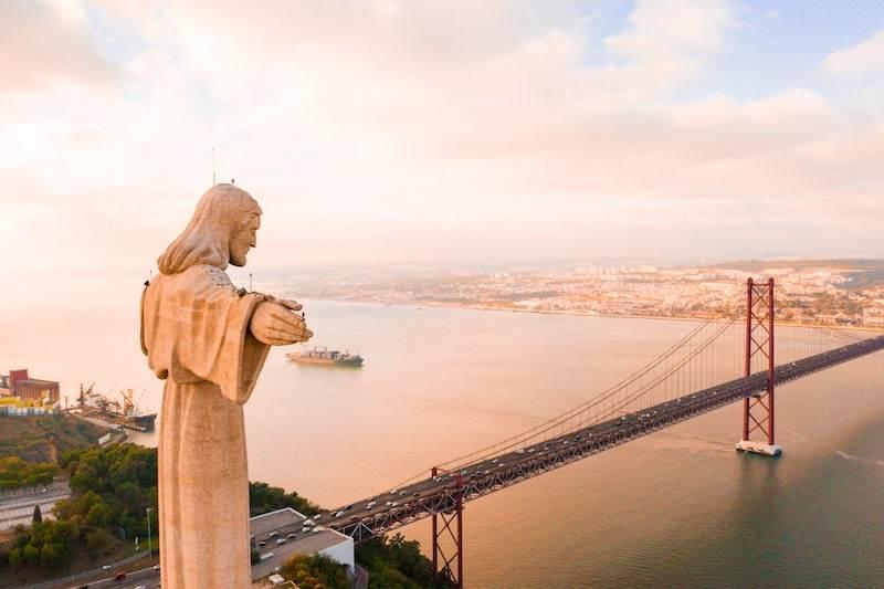 Cristo Rei Lisbon